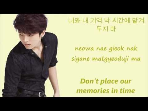 Infinite Back[Han+Rom+Eng Lyrics]