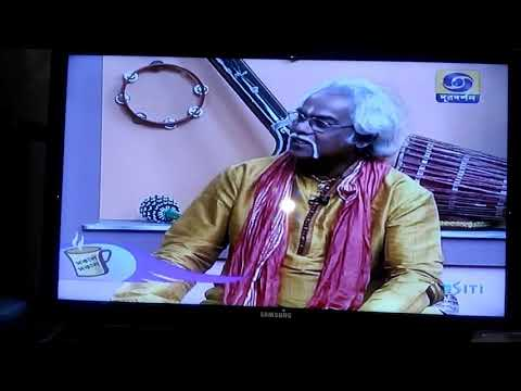 Interview in Doordarshan @ Pt. Vishwamohan Bhatt , Pt. Prody