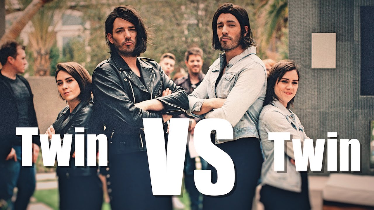 Twins Tegan And Sara Fight With Drew Jonathan Scott To Be 1