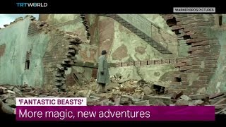 Showcase: Fantastic Beasts and Where to Find Them World Premiere