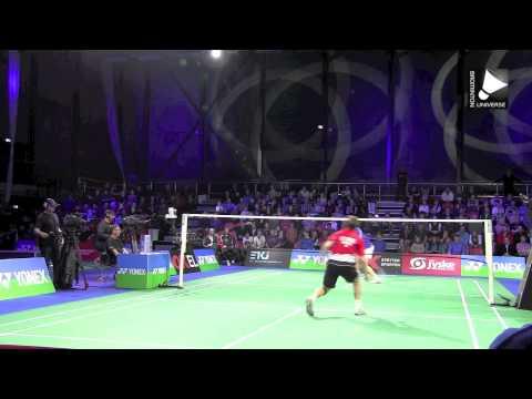 Danish Championships 2014 · MS Final - Viktor Axelsen vs. Hans-Kristian Vittinghus