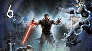 Star Wars: The Force Unleashed - Walkthrough Part 6 Gameplay