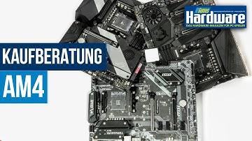 Mainboard-Kaufberatung   AMD AM4   Das beste X570/B450/X470 Mainboard