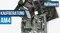 Mainboard-Kaufberatung | AMD AM4 | Das beste X570/B450/X470 Mainboard