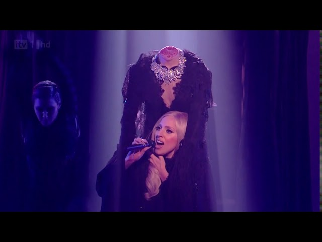 Lady Gaga - Marry The Night Live at The X Factor UK (November 13th 2011)