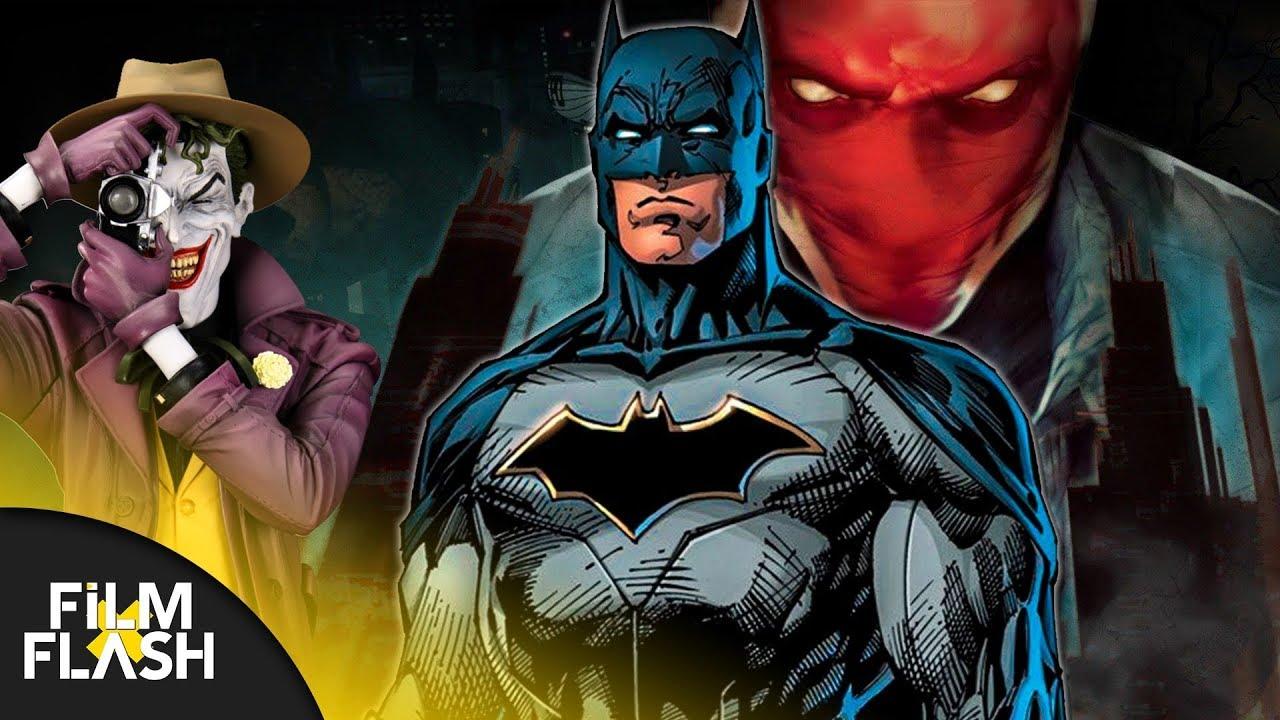 Batman Animationsfilme