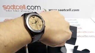 Emporio Armani  AR6070 erkek kol saati incelemesi