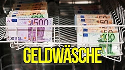 Geldwäsche: Wie wird Schwarzgeld gewaschen?