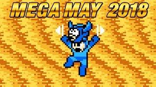 Mega Man 10 - Mega May 2018