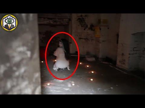 10 Vídeos Que São Estranhamente Assustadores