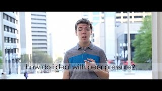 how do i deal with peer pressure? | MYP 1.5