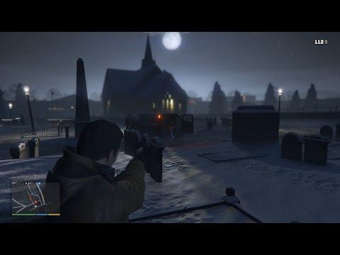 [GTA 5] In de problemen met de Chinese Mafia in Ludendorff