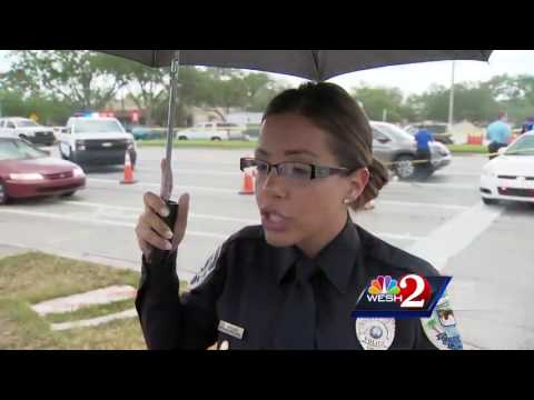 Driver shot at Altamonte Springs intersection