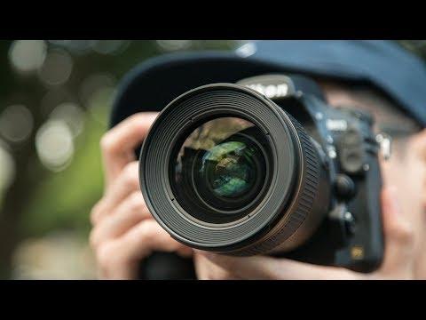 Nikon AF-S 28mm F/1.4E Lens Review by Georges Cameras