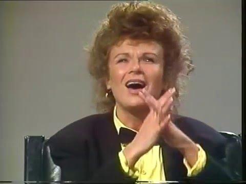 Julie Walters    Reporting London  1983