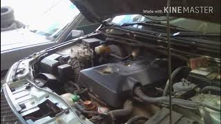 Letak/posisi no rangka dan no mesin grand vitara 2007