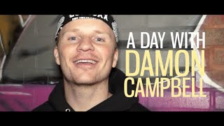 A Day With Damon Campbell | Lyrical Lemonade Exclusive
