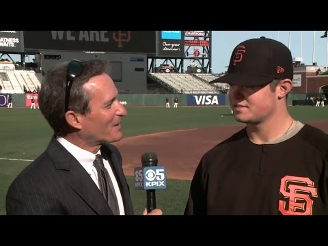 Raw Video: 21-Year-Old Christian Arroyo Settles Into Big Leagues
