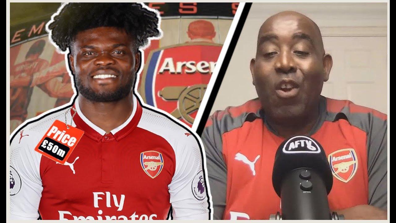 Thomas Partey To Arsenal Is On Aftv S Robbie Slams Arsenal Transfer Policy Arsenal News Youtube