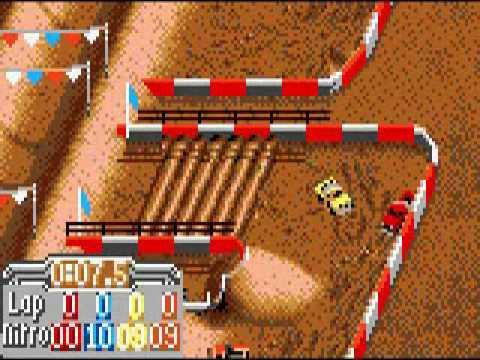 Super Off Road (Atari Lynx)