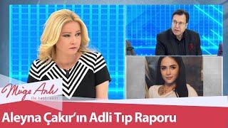 Aleyna Çakır'ın adli tıp raporu - Müge Anlı İle Tatlı Sert 8 Ocak 2021