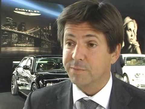 Fiat500USA-Olivier Francois, President of Chrysler Brand