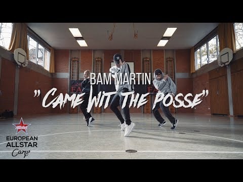 Acehood - Came Wit The Posse | Choreography by Bam Martin | EAC17