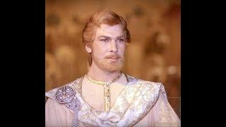 Знаменитый богатырь из  фильма «Руслан и  Людмила».