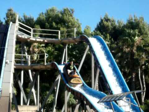 Parque de atracciones de zaragoza youtube - Parque atracciones zaragoza ...