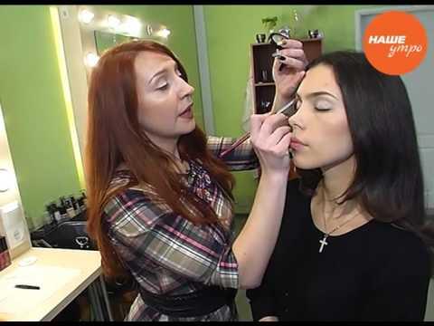 Визажист Оксана Харламова советует, как нанести дневной макияж