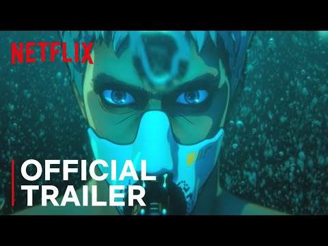 Altered Carbon: Resleeved trailers