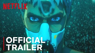 altered Carbon: Resleeved - Official Trailer (English Dub)