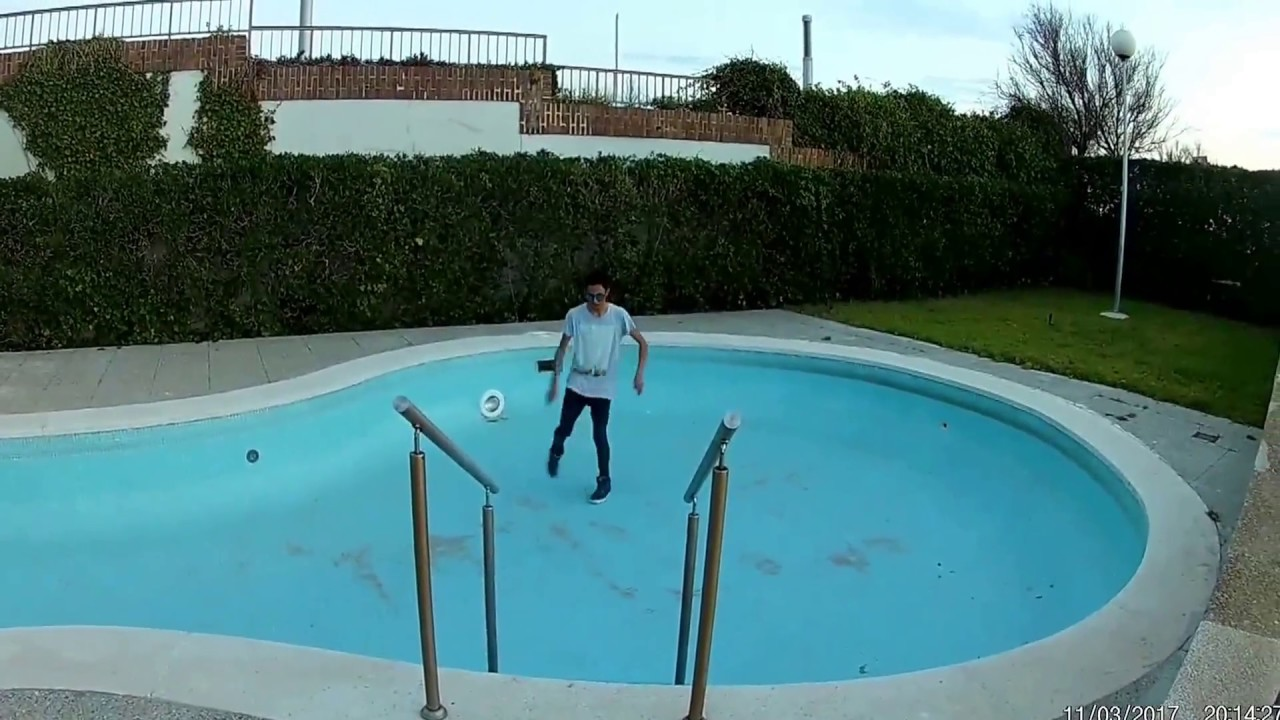Best Shuffle Dance On The Swimming Pool House Music Youtube