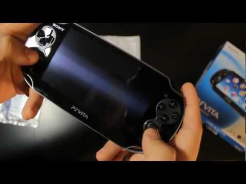 Sony PS Vita Unboxing (Wi-Fi) 1080p HD