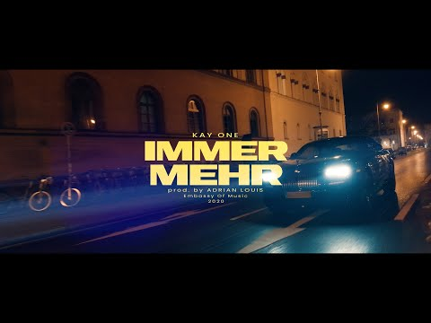 Kay One - Immer Mehr (prod. by Adrian Louis)