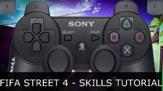 FIFA Street 4 Skills Tutorial (PS3)