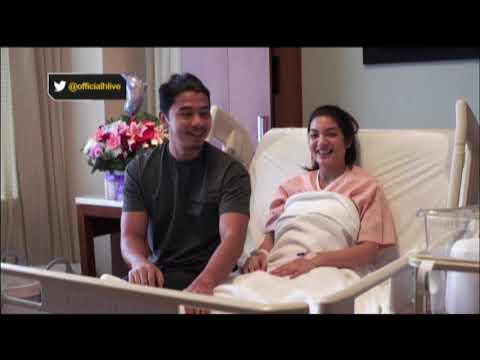 Eksklusif: Anak sulung Amar & Amyra