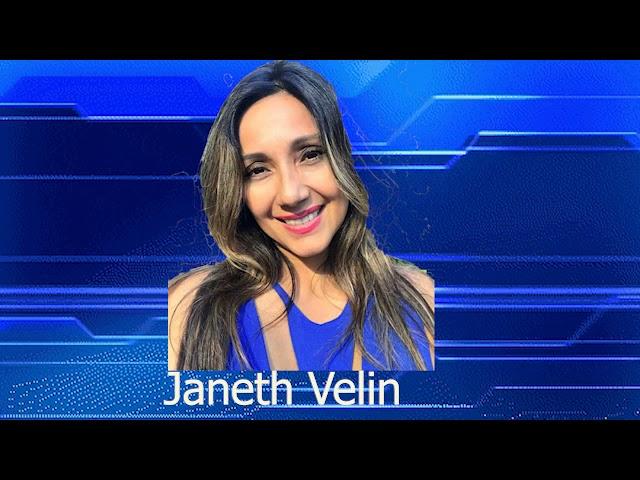 Vienvenida Janeth Velin a Radio Tv Giron