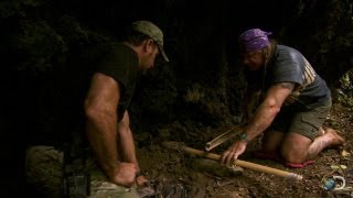Fire 101: Fire Saws and Friction | Dual Survival
