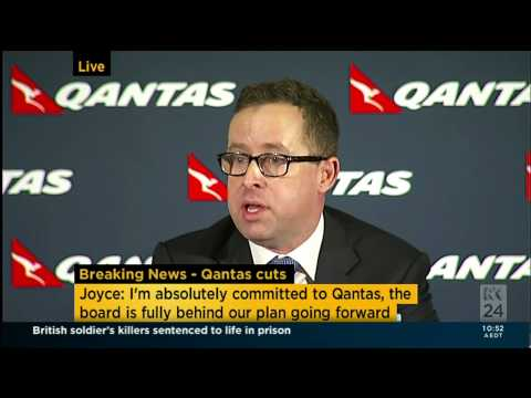 Alan Joyce Press Conference live 27/02/2014 - Questions Part 1