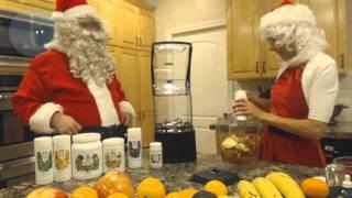 Santa's Blendfresh Holliday Apple Wassail