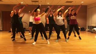 """Download lagu """"DANCE MONKEY"""" by Tones and I - Dance Fitness Workout Valeoclub"""