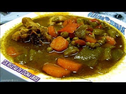 Receta pobre para cocinar con poco dinero real funnydog tv - Cocinar verduras para dieta ...
