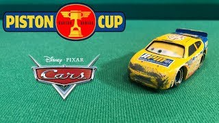 Mattel Disney Pixar Cars Damaged RPM #64 (Custom) Die-cast Review
