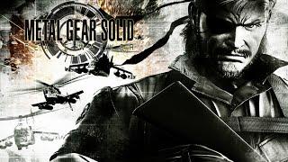 Metal Gear Solid Peace Walker All Cutscenes Movie (Game Movie)