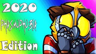 VanossGaming 2020 Phasmophobia Funniest Edition