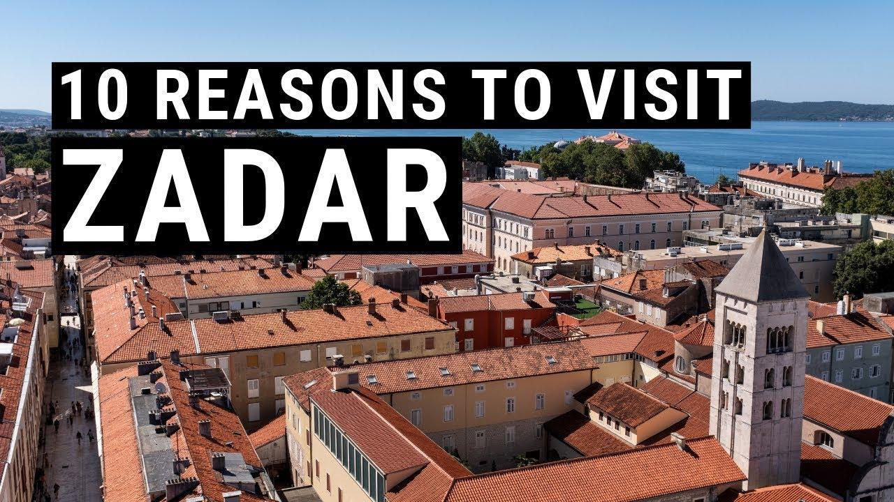 Zadar Visit Zadar