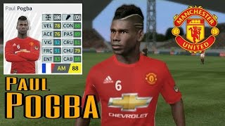 Paul Pogba • Skills & Goals • Dream League Soccer 2017