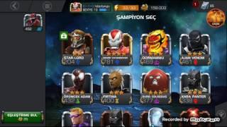 Efsane Şampiyon-Marvel Şampiyonlar Turnuvası