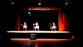1º Balaio de Dança - Grupo Experimental de Dança Bailarico